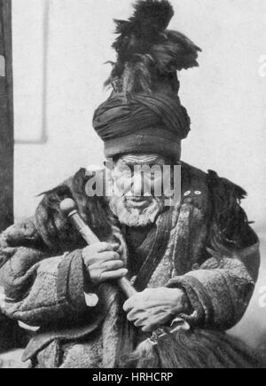 Dancing Dervish of Khotan - Stock Photo