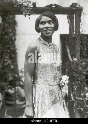 Marian Anderson, American Opera Singer - Stock Photo