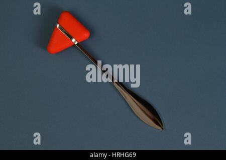 Reflex hammer - Stock Photo