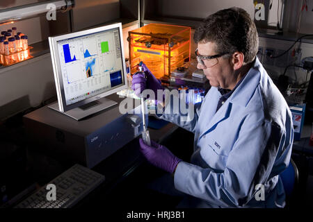 Flow Cytometer - Stock Photo