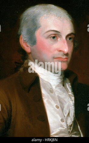 John Jay, American Patriot - Stock Photo
