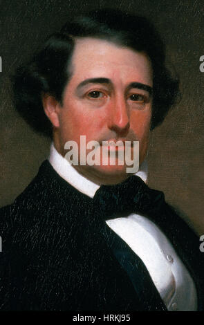 Millard Fillmore, 13th U.S. President - Stock Photo