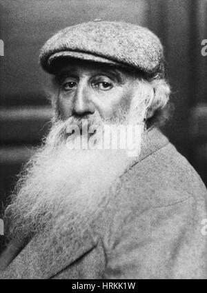Camille Pissarro, Danish-French Artist - Stock Photo