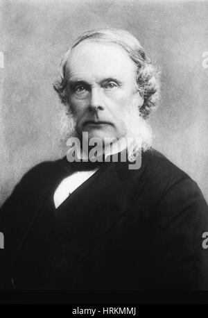 Joseph Lister, Father of Modern Antisepsis - Stock Photo