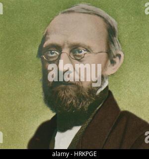 Rudolph Virchow, German Polymath - Stock Photo