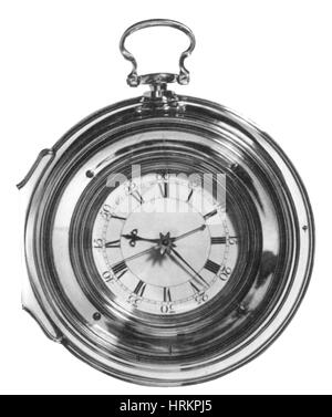Harrison's Last Marine Timepiece, H.5 - Stock Photo