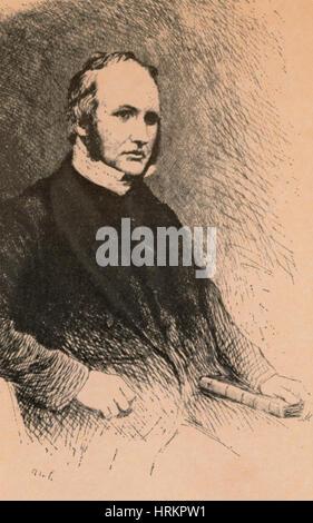 Alexander Wood, Scottish physician - Stock Photo