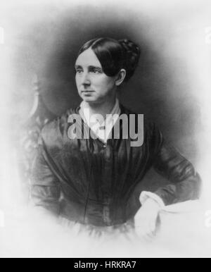 Dorothea Dix, American Reformer - Stock Photo
