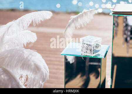White And Delicate Ostrich Feather Stock Photo 218278688 Alamy