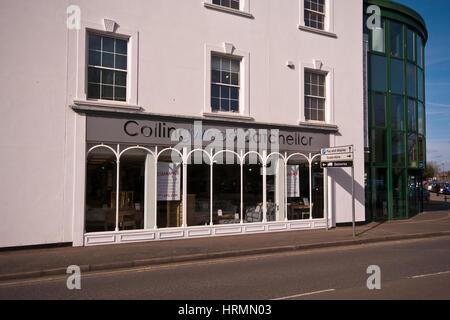 Exterior Outside Of Collingwood Batchellor Department Store Horley Surrey England UK - Stock Photo