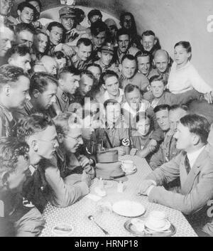 Adolf Hitler, Fuhrer of Germany - Stock Photo