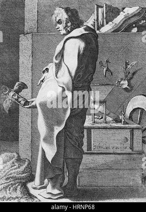 Pittacus of Mytilene, Sage of Greece - Stock Photo