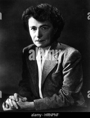 Gerty Cori, American Biochemist - Stock Photo