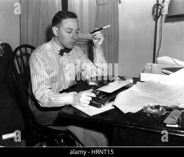 Tennessee Williams, American Playwright - Stock Photo