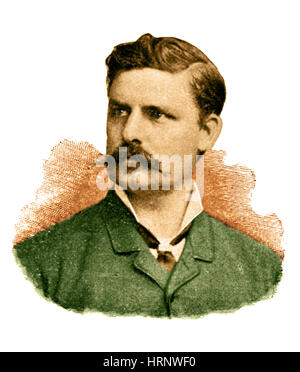 Adolf Eugen Fick, German Physiologist - Stock Photo