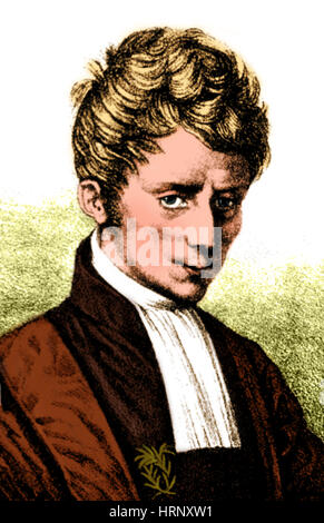 Rene Laennec, French Physician - Stock Photo