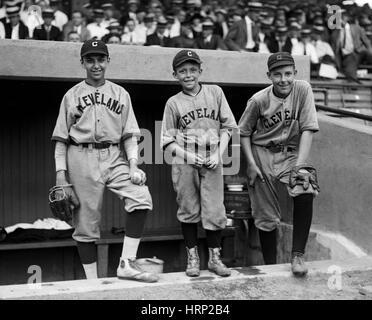 Batboys, 1922 - Stock Photo
