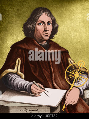 a biography of copernicus a polish astronomer Polish astronomer nicolaus copernicus dies - american astronaut scott carpenter became sixth human and the fourth american in space he spent 4 hours, 56 minutes, 5 seconds on the low earth orbit.
