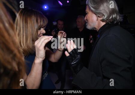 Lambertz Monday Night 2017 - After Show Party  Featuring: HERMANN BUEHLBECKER, Nastassja Kinski Where: Cologne, - Stock Photo