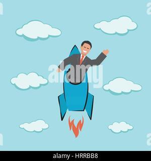 Start Up. Concept business illustration - Stock Photo