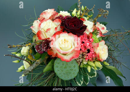 nature plants flowers bunch of flowers birthday bouquet red stock photo royalty free image. Black Bedroom Furniture Sets. Home Design Ideas