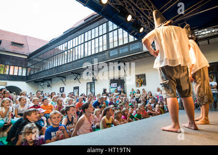 Festival Lent, Maribor, Slovenia, Europe - Stock Photo