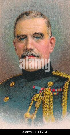 General Sir William Robertson (1860-1933), British soldier, 1917. Artist: Unknown - Stock Photo