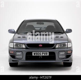 2000 Subaru Impreza Sti Artist: Unknown. - Stock Photo