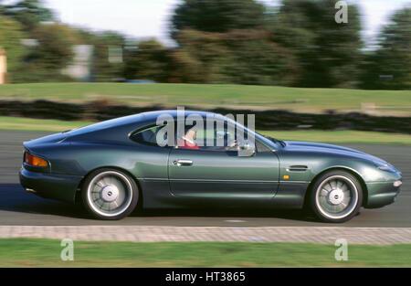 1997 Aston Martin Db7 Stock Photo Alamy