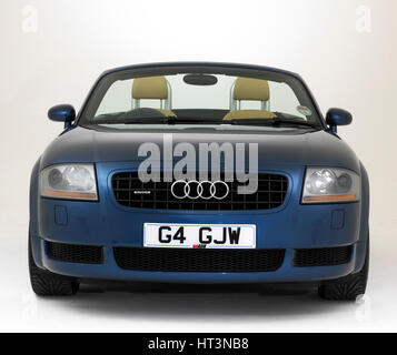 2003 Audi TT Roadster 225 Artist: Unknown. - Stock Photo