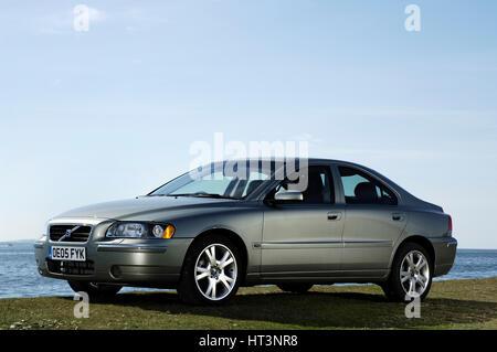 2005 Volvo S60 Artist: Unknown. - Stock Photo
