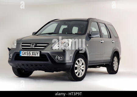 2005 Honda CRV Artist: Unknown. - Stock Photo
