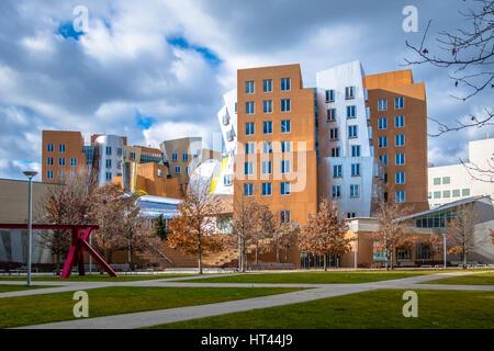 Massachusetts Institute of Technology (MIT) Stata Center