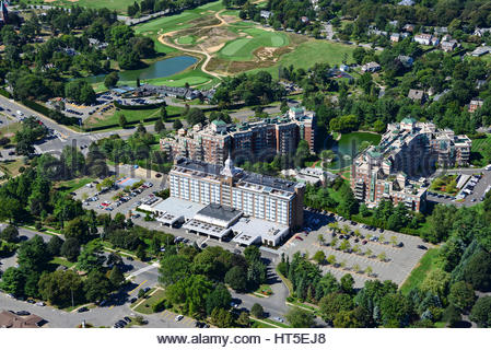 Aerial View Of Garden Island Stock Photo Royalty Free Image 57091532 Alamy
