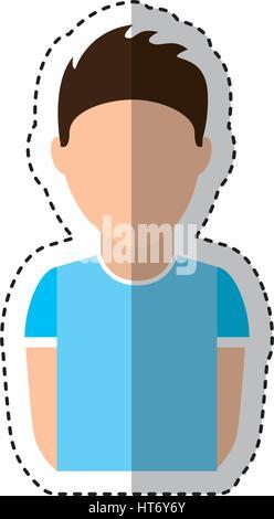 uruguayan player soccer icon - Stock Photo