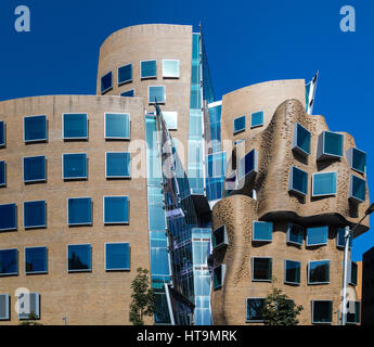 The first building in Australia designed by one of the worlds most influential architects Frank Gehry. Its named - Stock Photo