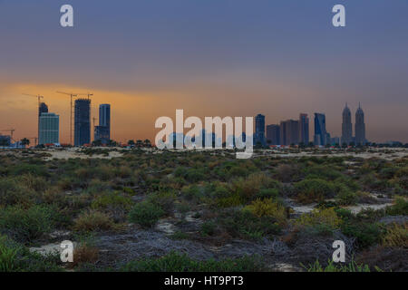 Jumeirah Beach - Stock Photo