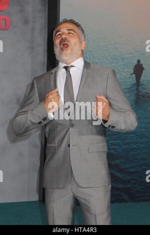Los Angeles, USA. 08th Mar, 2017. John Ortiz 03/08/2017 The Los Angeles Premiere of 'Kong: SKull Island' held at - Stock Photo