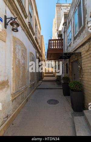 Azerbaijan, Baku, Old town city - Stock Photo