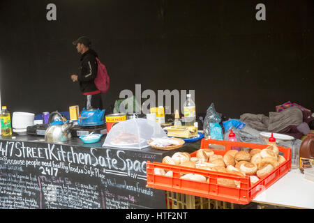 Homeless Soup Kitchen Sydney