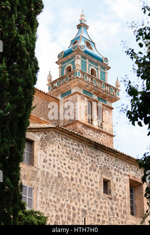 Valldemosa, Mallorca, Spain - Stock Photo