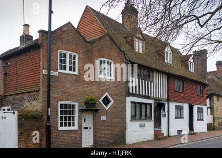 The Medieval High Street East Grinstead West Sussex