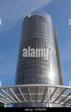 Essen, Germany. 13th Mar, 2017. Innogy SE balance sheet press conference, innogy headqarters. Credit: Juergen Schwarz/Alamy - Stock Photo