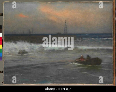 Jakub Schikaneder 27. 2. 1855-15. 11. 1924 - More - Stock Photo