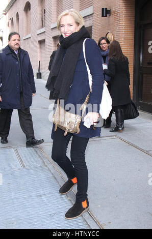 New York, NY, USA 13th Mar, 2017 Jennifer Nadel at The View in New York City on March 13, 2017 - Stock Photo