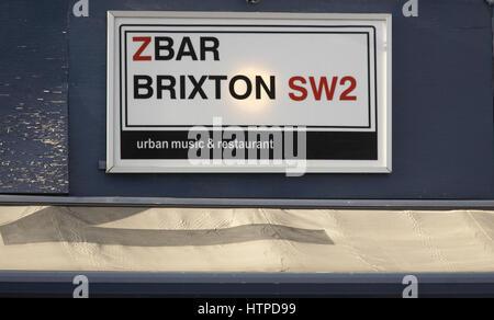 Zbar Brixton - Stock Photo