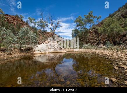 Arkaroola - Flinders Ranges, South Australia - Stock Photo