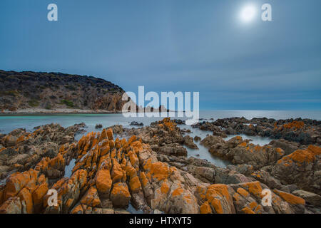 King George Beach - Kangaroo Island, South Australia - Stock Photo