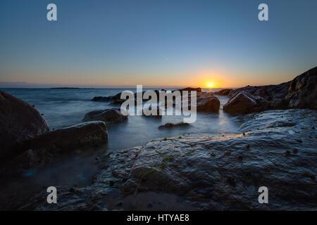 South Australia West Coast - Lincoln National Park - Stock Photo