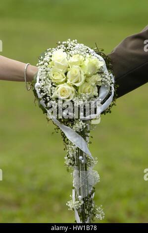 Wedding bunch                                 , Hochzeitsstrauss
